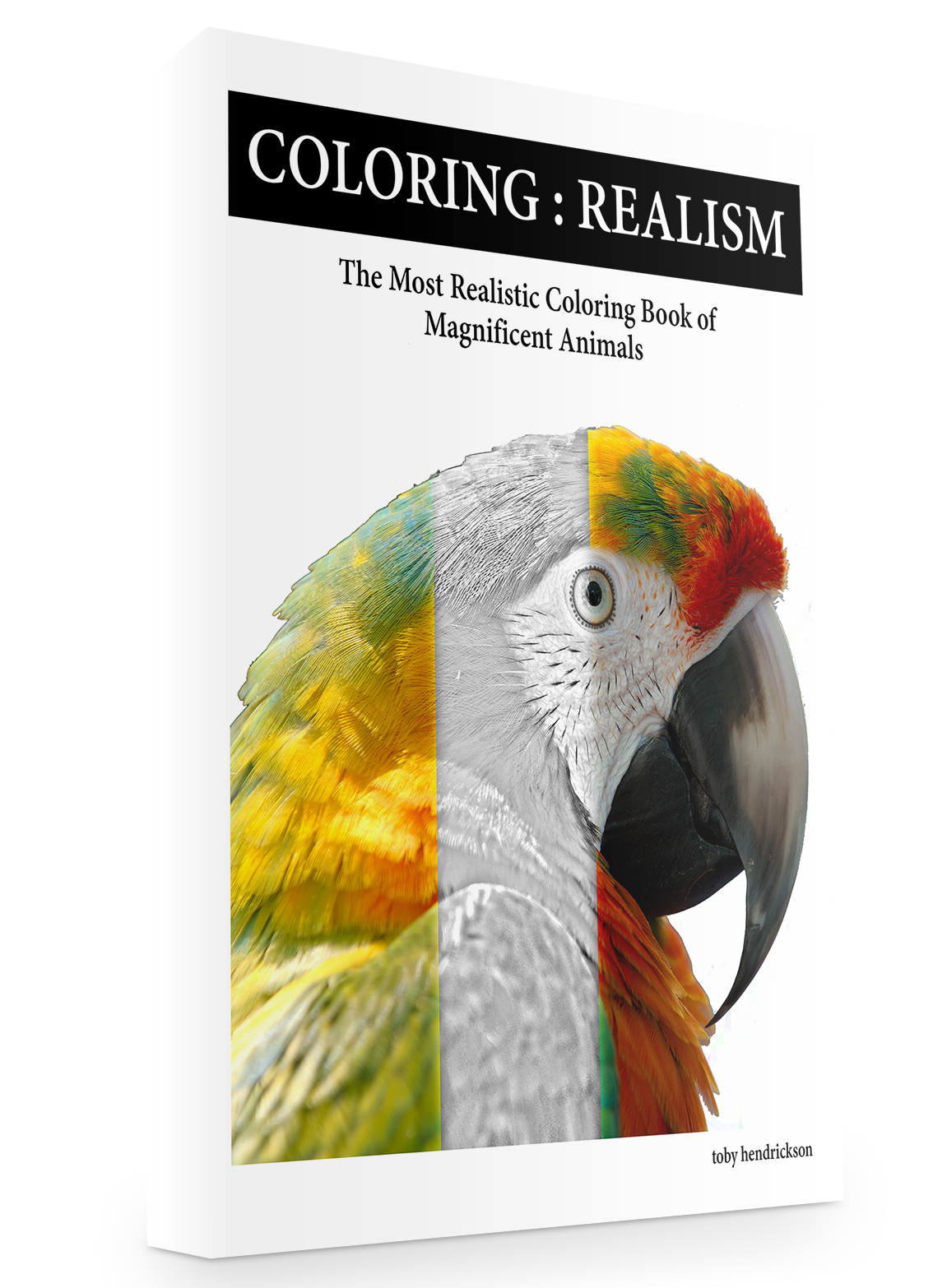 - Coloring : Realism – The Most Realistic Coloring Book Of Magnificent  Animals NEW AMPERSAND PUBLISHING